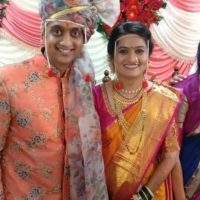 Amey Wagh- Sajiri Deshpande Marriage Wedding Photos