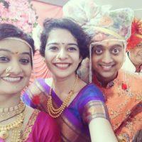 Amey Wagh- Sajiri Deshpande Mithila Palkar Marriage
