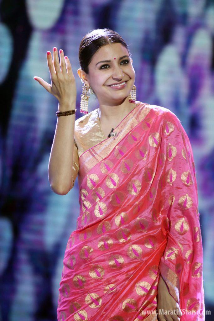 Anushka Sharma in Chala Hava Yevu Dya
