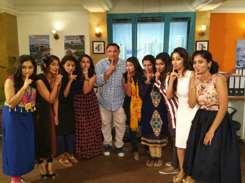 Girls Hostel Serial Actress Starcast
