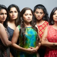 Girls Hostel Zee Yuva Marathi Serial Actress Photos