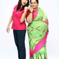 Nirmiti Sawant & Kishori Shahane