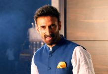 Rahul Dev injured during the shooting of Rocky