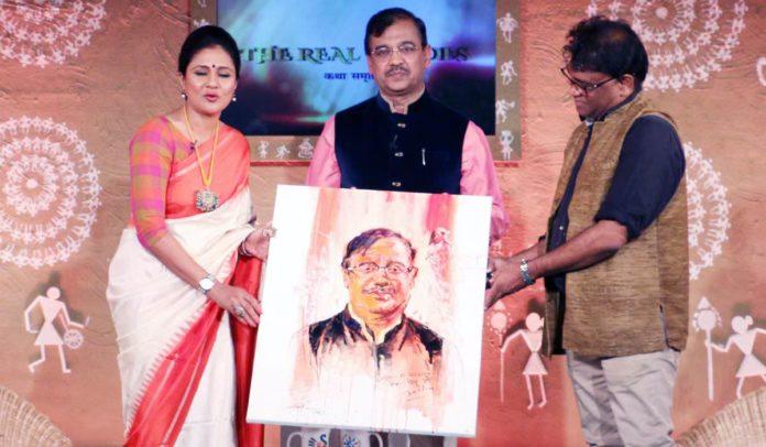 Zee Marathi & Samruddhi Pore Bring Us An Inspiring Talk Show
