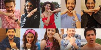 Bollywood Stars like Ranvir Singh, Varun Dhawan, Parineeti Star in Bala Video for Bhikari