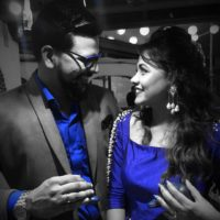 Prarthana Behere Engagement Photos