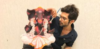 Rakesh Bapat Creates Ganesh Idol