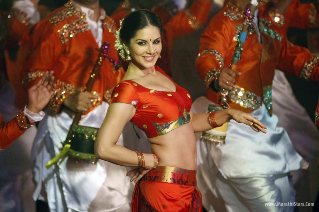Sunny Leone in Marathi Movie Boyz