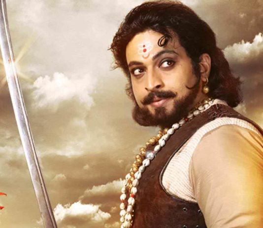 Dr Amol Kolhe in & as 'Sambhaji' on Zee Marathi