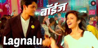 Lagnalu Song from Boyz Marathi Movie