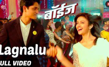 Lagnalu Song from Boyz Marathi Movie