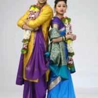 Sainkeet Kamat & Ketaki Chitale Tujha Maza Breakup Serial Actors