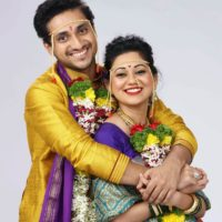 Sainkeet Kamat as Sameer & Ketaki Chitale as Meera