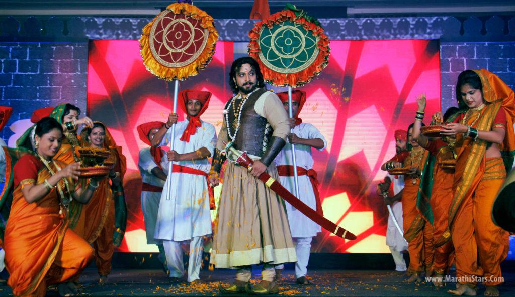 Swarajya Rakshak Sambhaji on Zee Marathi