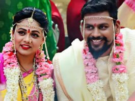 Prarthana Behere Marathi Actress Marriage Wedding Photos