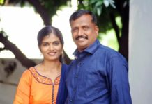 Rinku Rajguru Father Mother
