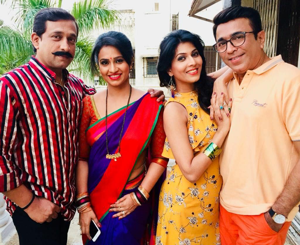 marathi tv serial nude