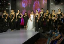 Saie Tamhankar steals the show at Femina
