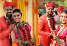 Actor Shashank Ketkar Ties The Knot With Lawyer Priyanka Dhawle