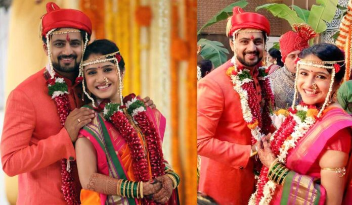 Shashank Ketkar & Priyanka Dhawle Marriage Wedding Photos