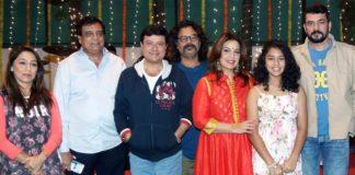Gajendra Ahire Collaborates with Sachin Pilgaonkar For Sohala