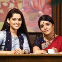 Priya Bapat Mukta Barve Aamhi Doghi Movie Photos