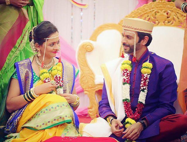 Revati & Subodh Gupte Marriage Majhya Navryachi Bayko Zee