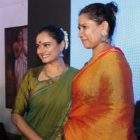 Kalyanee Mulay & Chhaya Kadam Actress of Nude(Chitra),