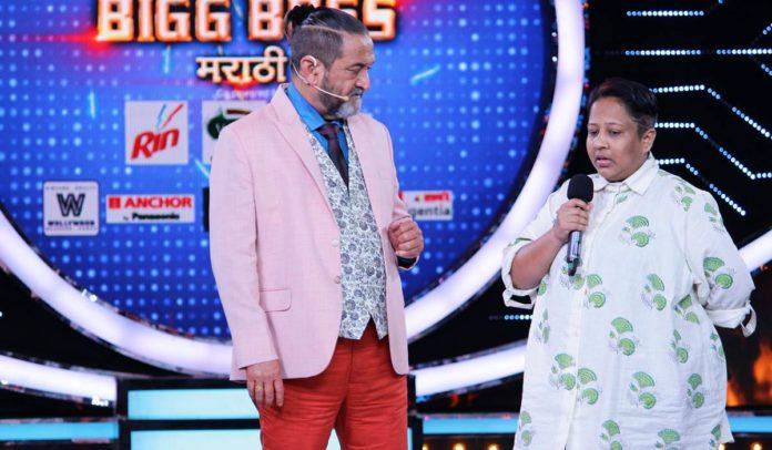 Aarti Solanki Big Boss Marathi