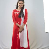 Actress Purva Katti Batti Serial