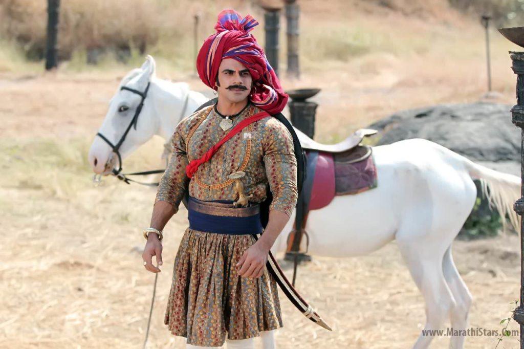 Farzand Marathi Movie Lead Actor Ankit Mohan