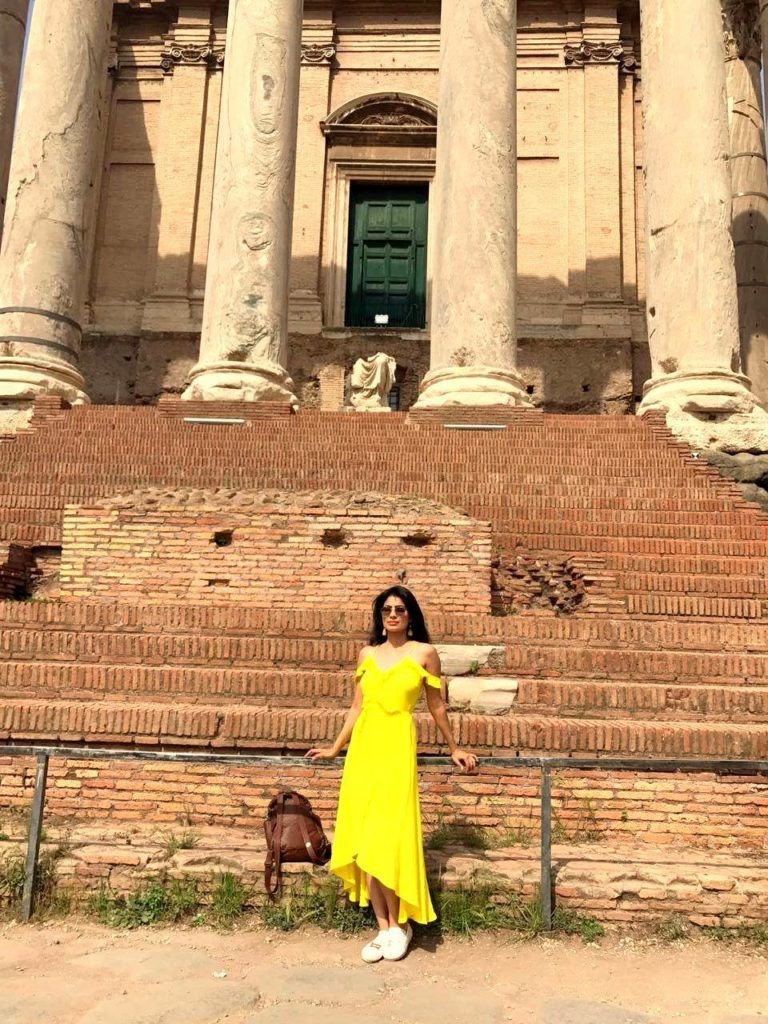 Manisha Kelkar Actress Rome City