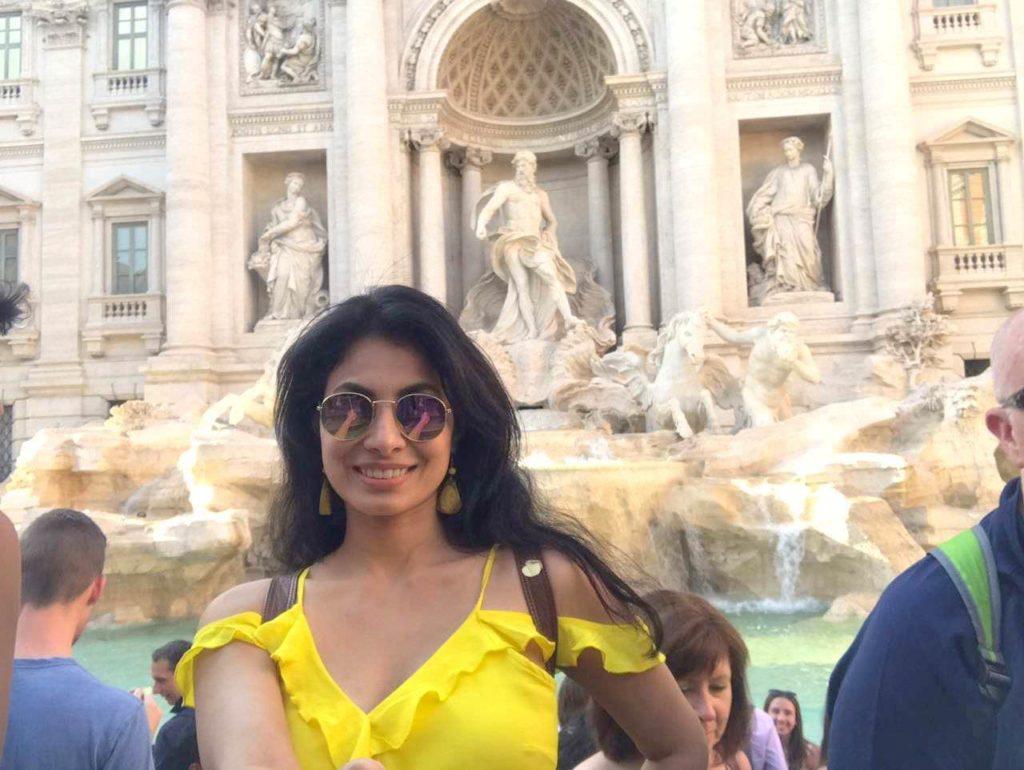 Manisha Kelkar Romecity Capital Italy