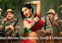 Shikari Marathi Movie Review