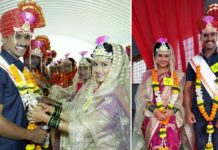 Ajinkya & Sheetal Lagir Zala Ji Marriage - Wedding