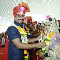 Ajya Sheetali Marriage Lagira Zala Ji Lagn