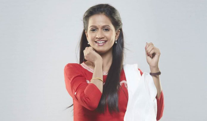 Ashwini Kasar as Purva Katti Batti Marathi Serial