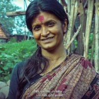 Bhakti Chavan in A B K Marathi Movie