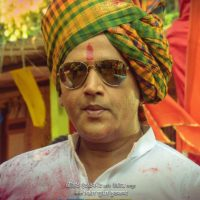 Ravi Kishan in A B K Marathi Movie