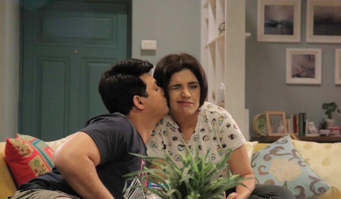 Swwapnil Joshi and Mukta Barve Mumbai Pune Mumbai 3