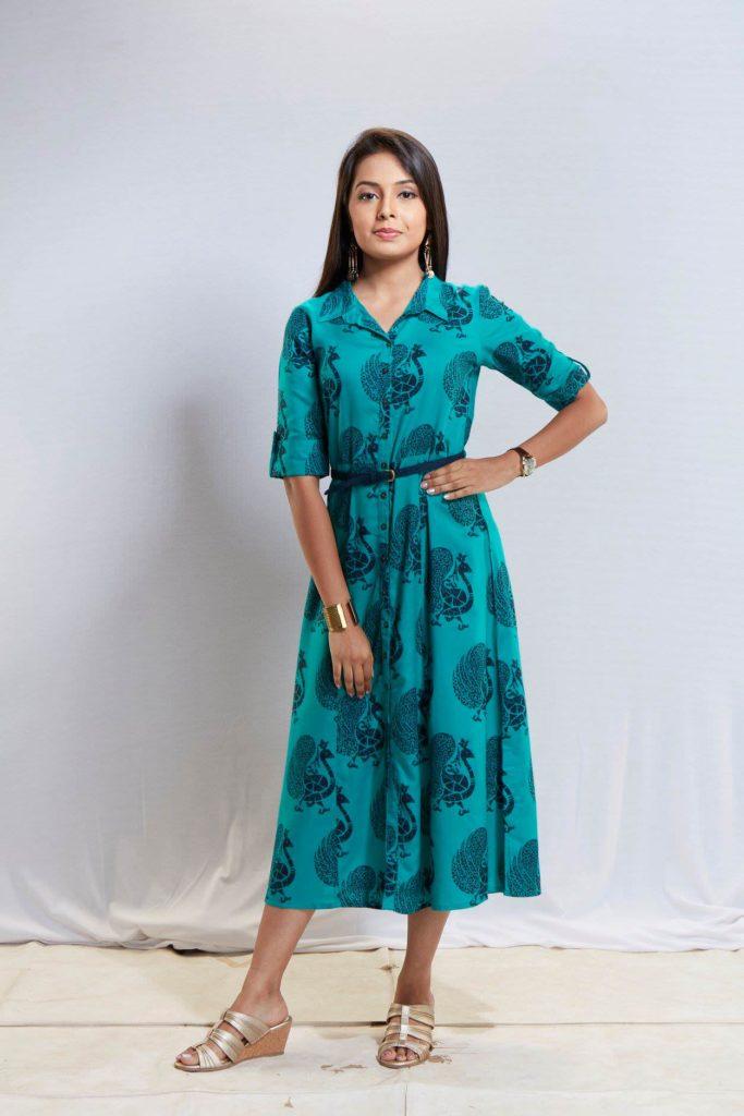Actress Shivani Rangole Amhi Doghi Serial