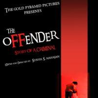 The Offender Marathi Movie Poster