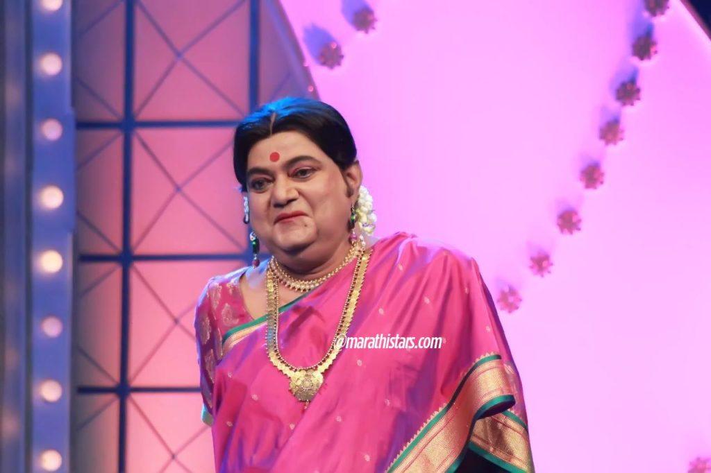 Moruchi Mavshi Fem Actor Vijay Chavan