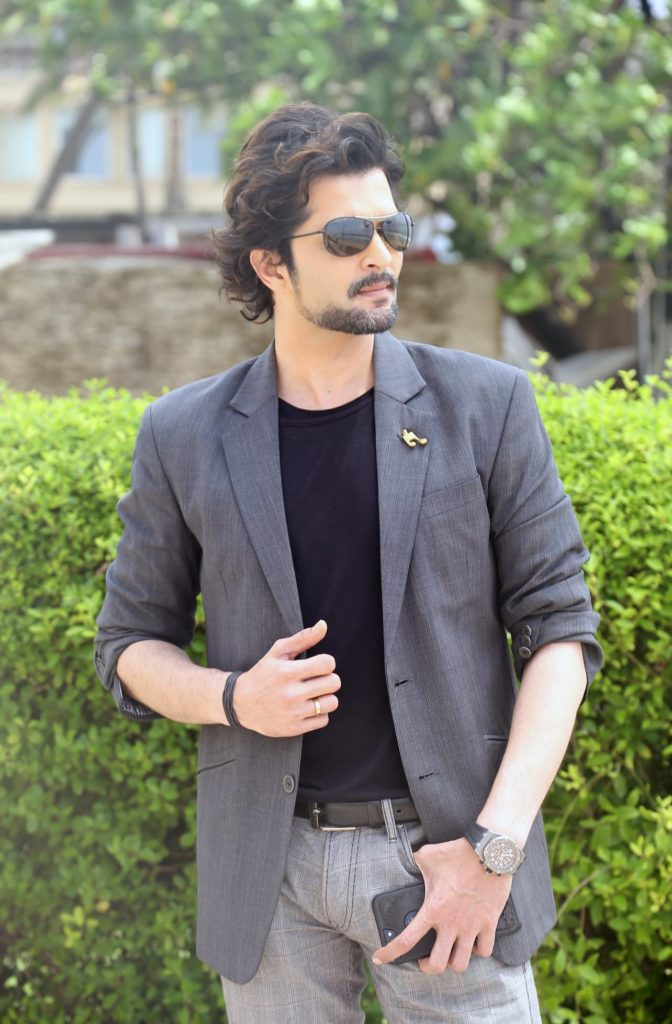 Raqesh Bapat Actor