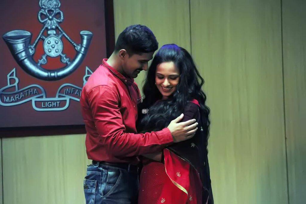 Ajinkya & Shitli's Dance Lagira Jhala Ji