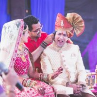 Aniket Vishwasrao Sneha Chavan Lagnache Photo