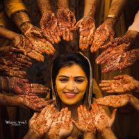 Sneha Chavan Mehendi Haldi Images