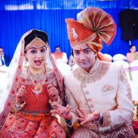 Sneha Chavan Wedding