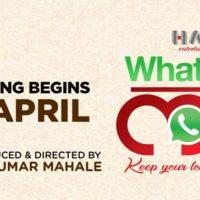 Whatsapp Love Marathi Movie Teaser