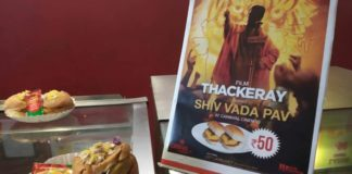 Thackeray Shiv Vada Pav